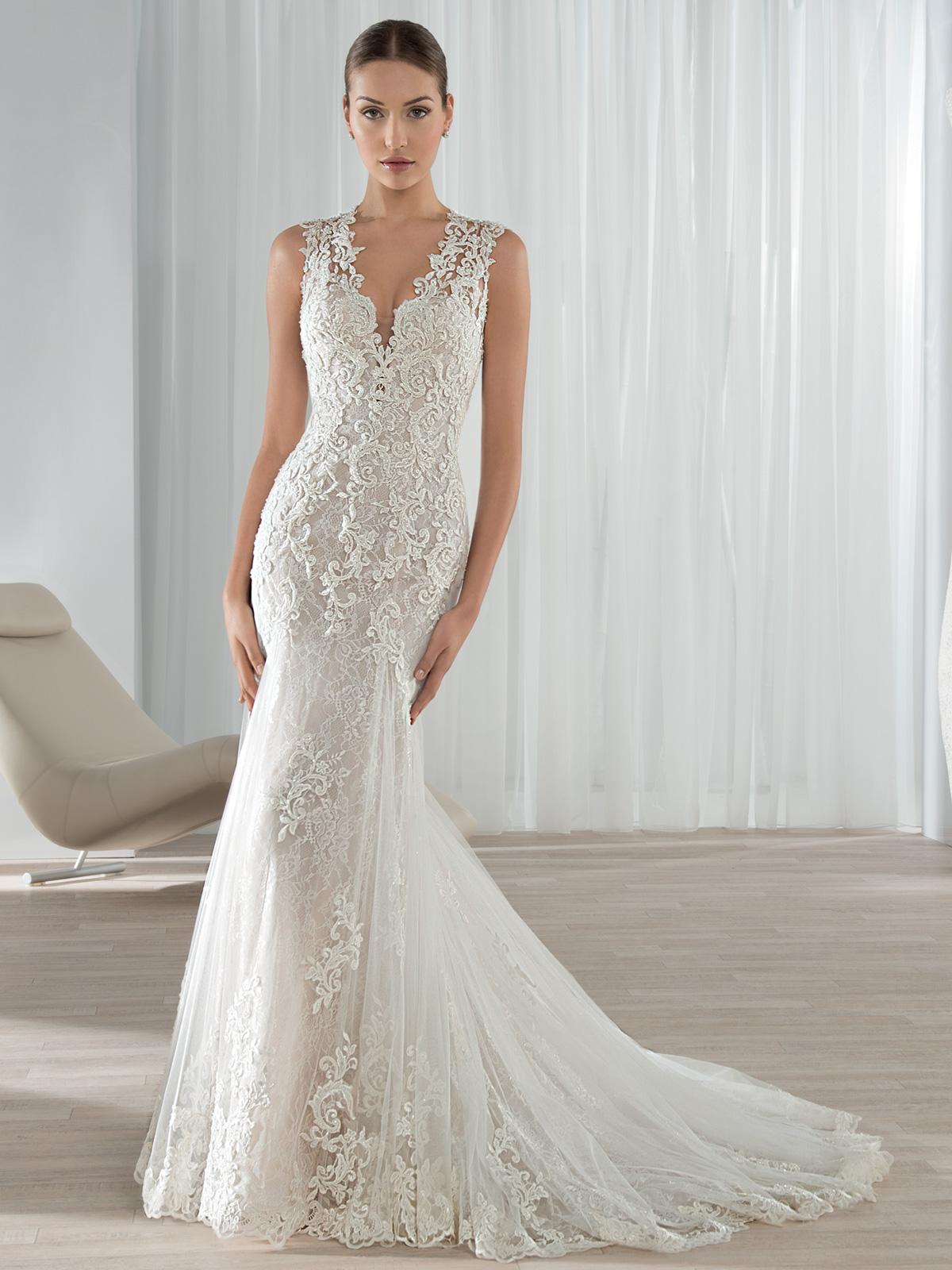 Vestido De Noiva - 595