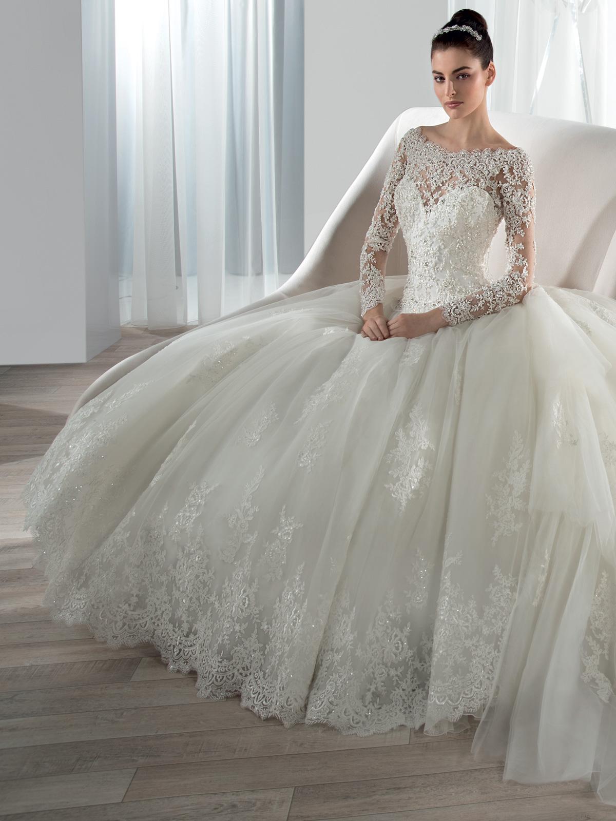 Vestido De Noiva - 641