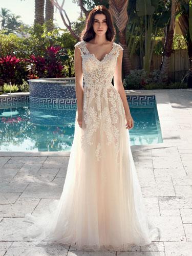 Vestido de Noiva - 1013