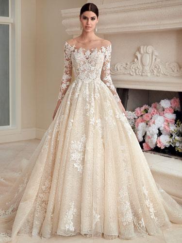 Vestido de Noiva - 1018