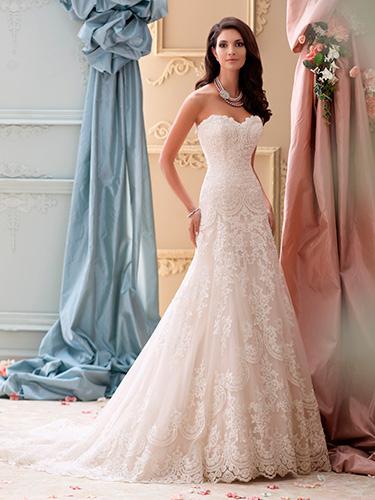 Vestido de Noiva - 115237