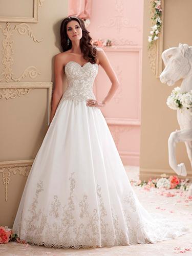 Vestido de Noiva - 115238