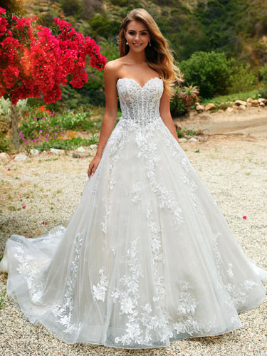 Vestido de Noiva - 120246