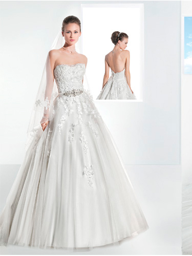 Vestido de Noiva - 1458