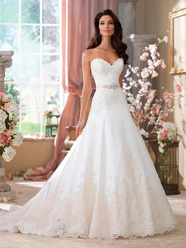 Vestido de Noiva - 214203