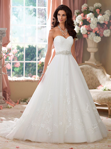 Vestido de Noiva - 214221