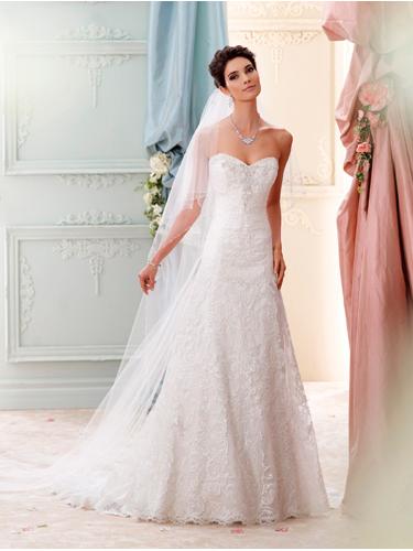 Vestido de Noiva - 215271
