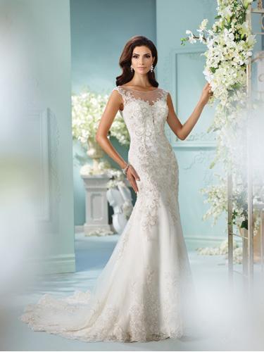 Vestido de Noiva - 216235