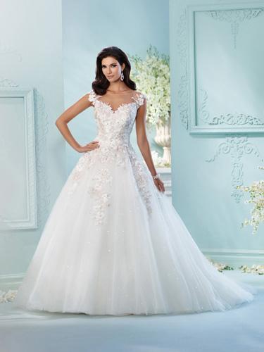 Vestido de Noiva - 216238