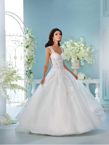 Vestido de Noiva - 216252