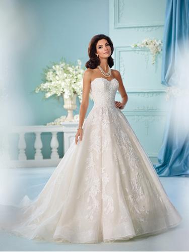 Vestido de Noiva - 216255