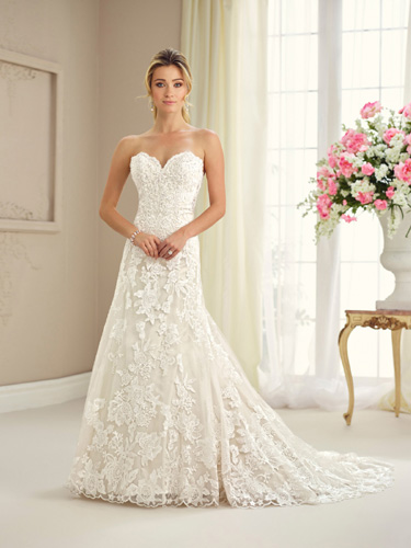 Vestido de Noiva - 217118