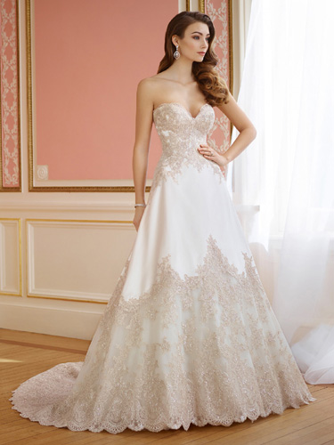 Vestido de Noiva - 217201