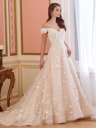 Vestido de Noiva - 217230