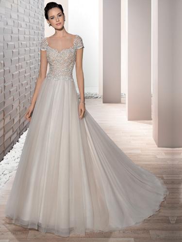 Vestido de Noiva - 673