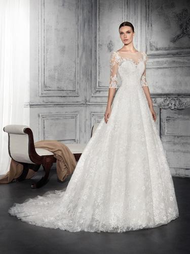 Vestido de Noiva - 735