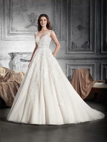 Vestido de Noiva - 745