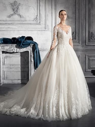 Vestido de Noiva - 760