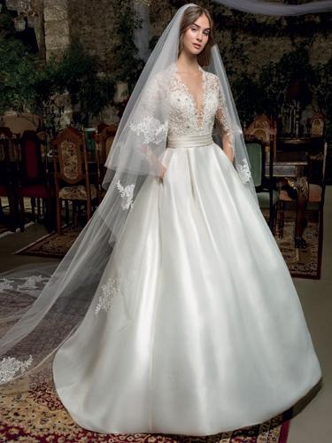 Vestido de Noiva - 7950
