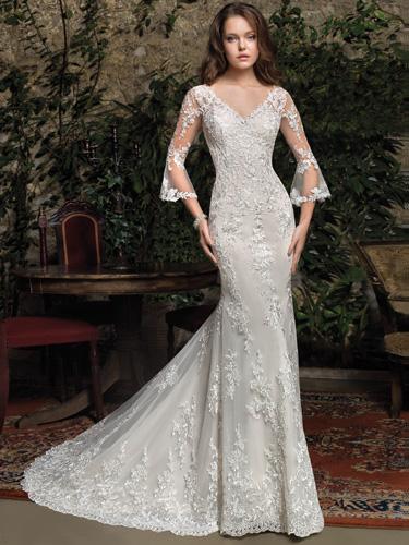 Vestido de Noiva - 7960