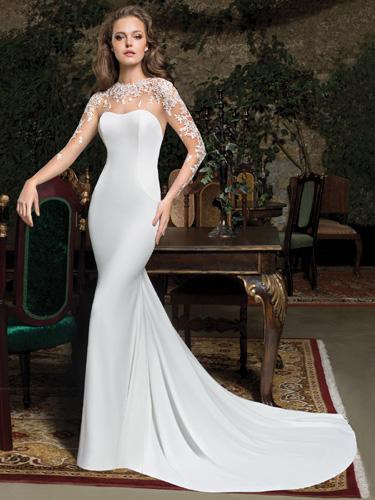 Vestido de Noiva - 7980
