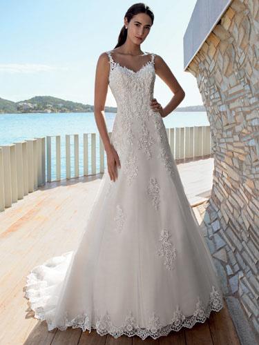Vestido de Noiva - 7984