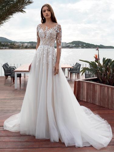 Vestido de Noiva - 7995