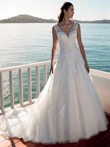 Vestido de Noiva - 8001