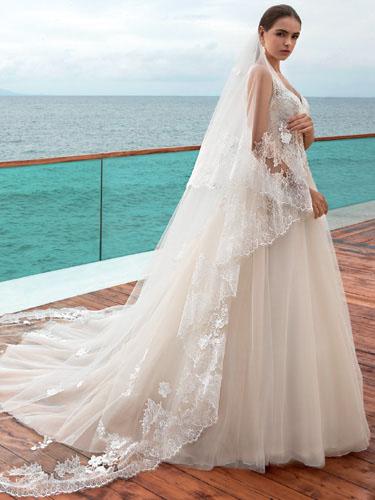 Vestido de Noiva - 8003