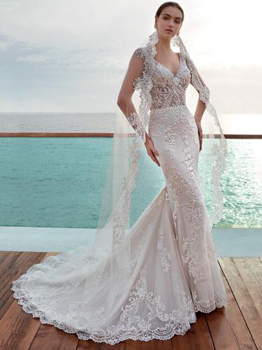 Vestido de Noiva - 8005