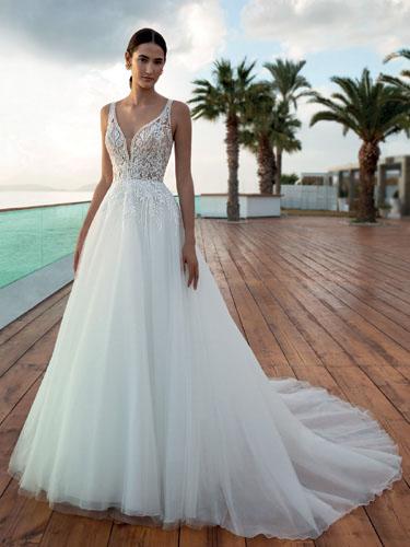 Vestido de Noiva - 8015