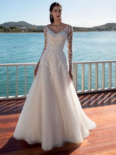 Vestido de Noiva - 8025