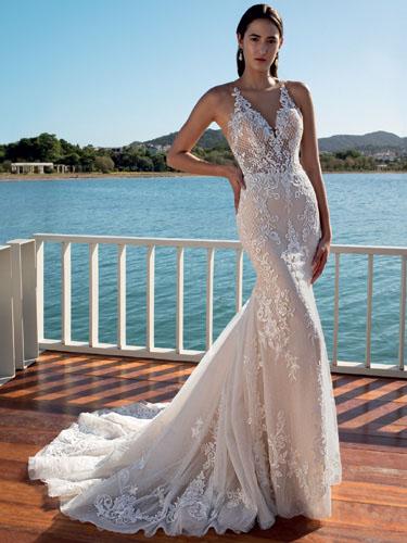 Vestido de Noiva - 8035