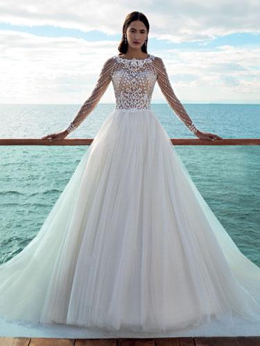 Vestido de Noiva - 8036