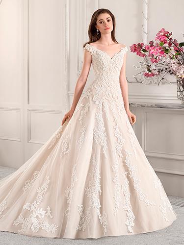 Vestido de Noiva - 845