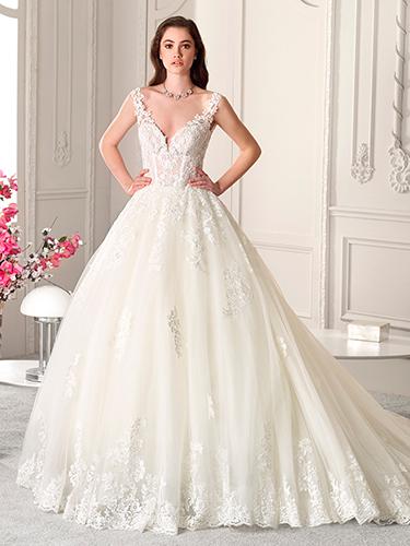 Vestido de Noiva - 865