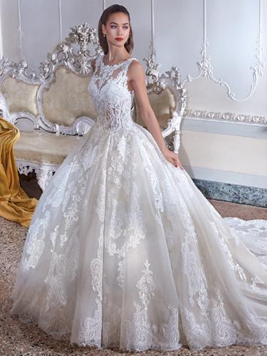 Vestido de Noiva - DP390
