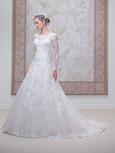 Vestido de Noiva - J11455
