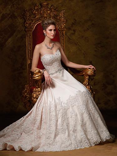 Vestido de Noiva - J21464