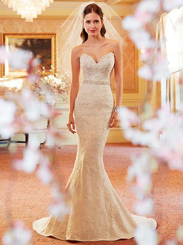 Vestido de Noiva - Y11408