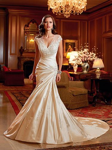 Vestido de Noiva - Y11409