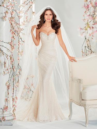 Vestido de Noiva - Y11415