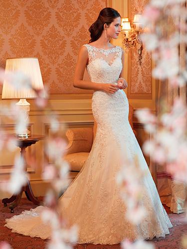 Vestido de Noiva - Y11419