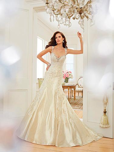 Vestido de Noiva - Y11551