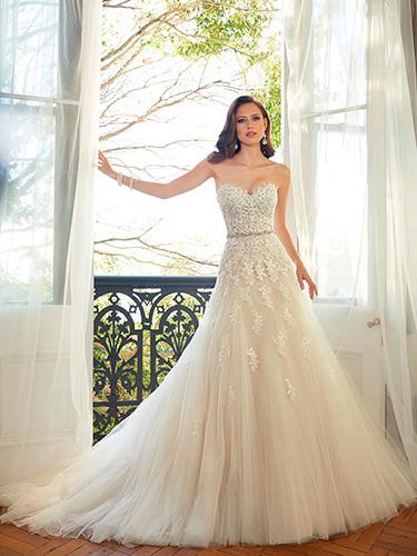 Vestido de Noiva - Y11552