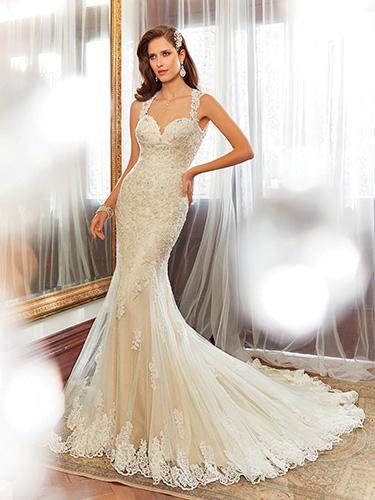 Vestido de Noiva - Y11554