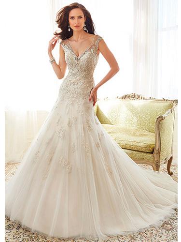 Vestido de Noiva - Y11555