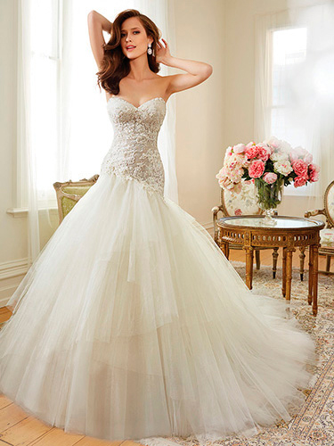 Vestido de Noiva - Y11560