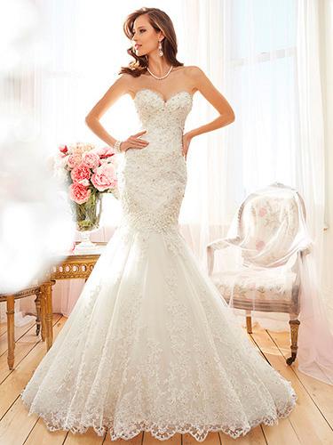 Vestido de Noiva - Y11564