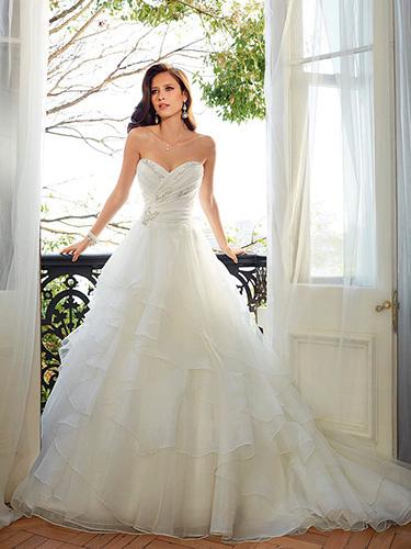 Vestido de Noiva - Y11565
